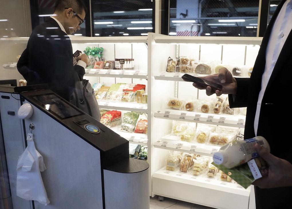 Сбербанк и Visa запустят магазины без касс и продавцов